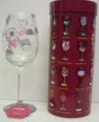 Princess Lolita Wine Glass