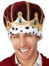 King Crown Plush Hat