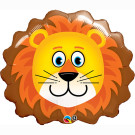 Lion Shape Foil Balloon Qualatex