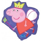 Peppa Pig Shape Foil Balloon