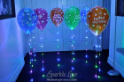 Sparkle Lites 11 inch balloons