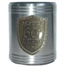 Stubby Holder 60th Birthday Can Cooler