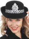 Police Hat Woman