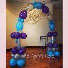 Linked Arch Balloons Qualatex