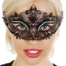 Province Metal Black Mask