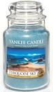 Turquoise Sky - YC Large Jar (Cropped)