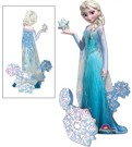 Elsa Frozen Airwalker Balloon