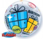 Birthday Gifts Bubble Balloon