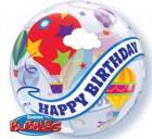 Hot Air Balloon Bubble