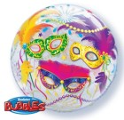 Masquerade Bubble Balloon