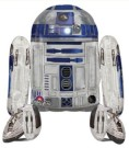 R2D2 Star Wars Airwalker Balloon