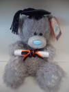 Teddy Bear Blue Nose Me to You Graduation