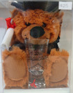 Teddy Bear Shot Glass Graduation