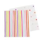 Rainbow Stars Napkins Illume Partyware Tableware