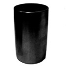 Stubby Holder Can Cooler Slimline Black