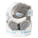 To the moon and back tatty teddy blue nose bear