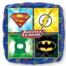 Justice League Symbols Foil Balloon