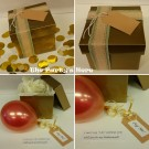 mini balloon in a box balloons gift