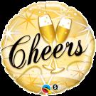Cheers Foil Balloon
