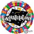 Congratulations Graduation Foil Balloon
