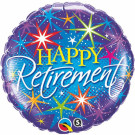 Retirement Foil Balloon