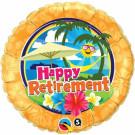 Retirement Foil Balloon