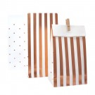 Rose Gold Illume Partyware Treat Bags Loot