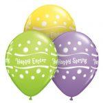 Easter Print Latex Balloons