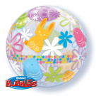 easter bubble balloon qualatex